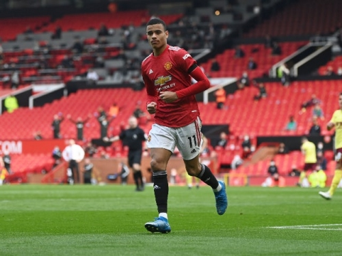 Scott McTominay believes Mason Greenwood is a generational talent