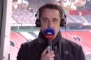 Sky Sports make late Gary Neville change after European Super League bombshell