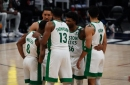 Jayson Tatum & Jaylen Brown in, Marcus Smart & Kemba Walker (non-COVID illness) maybe out vs. Chicago