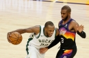 Preview: Suns visit Bucks to start tough road trip