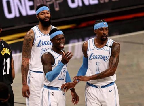 Lakers News: Kentavious Caldwell-Pope & Dennis Schroder Share Praise For Markieff Morris