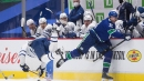 Canucks' Edler suspended two games for kneeing Maple Leafs' Hyman