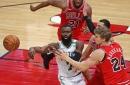 Chicago Bulls at Boston Celtics Game #58 4/19/21