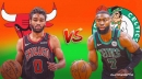 NBA odds: Bulls vs. Celtics prediction, odds, pick, and more