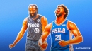 Sixers' Joel Embiid's praise for new-look James Harden with Nets