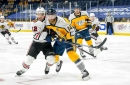 Blackhawks at Predators: First period discussion