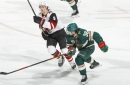 Gameday Thread: Wild at Coyotes