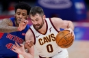 Detroit Pistons vs. Cleveland Cavaliers: Best photos from LCA