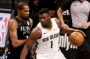 Nets to face Pelicans with decimated roster