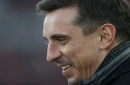 Gary Neville toasts apparent collapse of European Super League