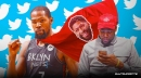 Nets star Kevin Durant defends Anthony Davis' honor by roasting haters online