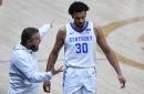 John Calipari, Olivier Sarr react to NBA decision