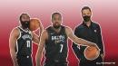 Kevin Durant gives Nets fans hope after troubling James Harden update