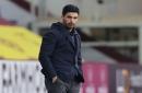 Mikel Arteta: 'We must focus on Everton clash'