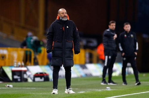 Wolves 'begin search' for Nuno replacement amid Tottenham links