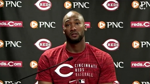 Amir Garrett after blown save, Cincinnati Reds loss: 'These last two games were on me'