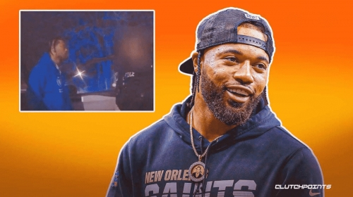 Bodycam footage of Marshon Lattimore shows arrest of Saints star in Cleveland