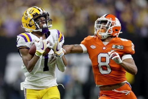 2021 NFL Draft: BTD's Favorites - Wide Receivers
