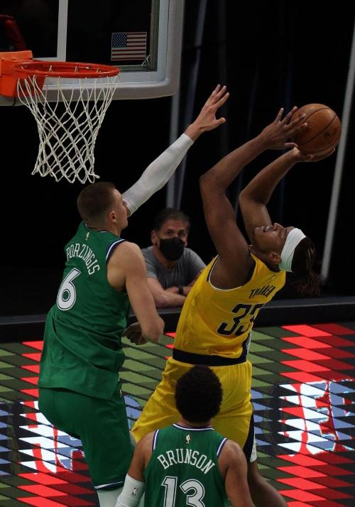NBA Rumors: Proposed Mavericks-Pacers Trade Would Involve Kristaps Porzingis & Myles Turner