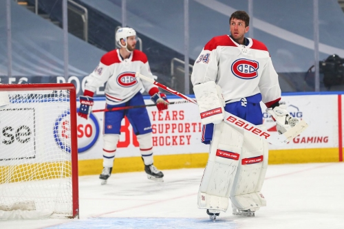 It wasn't déjà vu all over again for the Canadiens