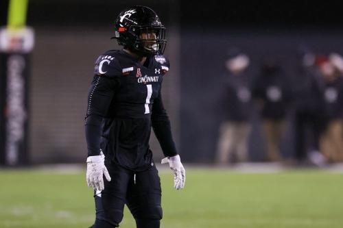 2021 NFL Draft scouting report: Cincinnati S James Wiggins