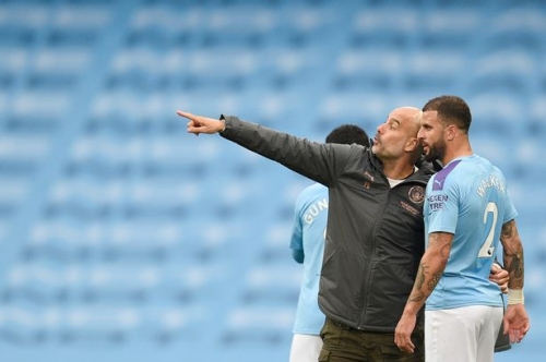 Walker identifies aspect of his game he feels has gone unnoticed at Man City
