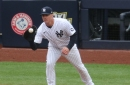 The Yankees should stop experimenting at first base