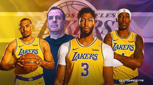 5 silver linings from the Lakers' stint without Anthony Davis