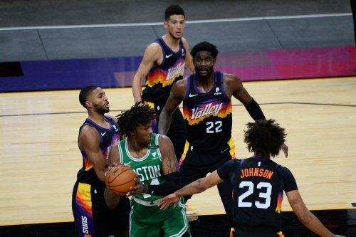 Open Thread: Suns at Celtics (Early Start: 4 PM)