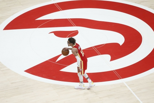 Trae Young reportedly diagnosed with Grade 2 lateral ankle sprain