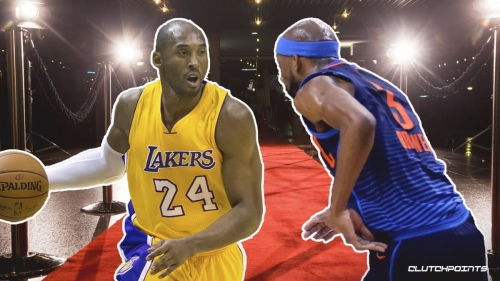 Lakers legend Kobe Bryant's 'Hollywood Script' style of play had Corey Brewer in amazement