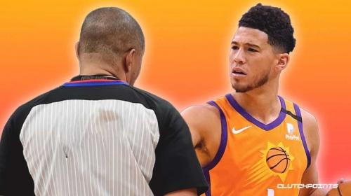 Suns guard Devin Booker latest NBA star to blast officiating after loss vs Celtics