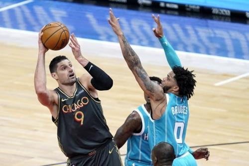 Recap: Hornets Drop Deflating Loss To The Chicago Bulls 91-108