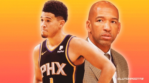 Suns' Devin Booker gets real on his ongoing struggles