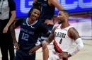 Memphis Grizzlies vs. Portland Trailblazers Game Preview