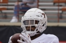 Texas WR Tarik Black signs with the Indianapolis Colts as an undrafted free agent