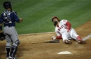 Anthony Rendon injures knee in Angels loss to Rays