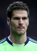 Asmir Begovic photo