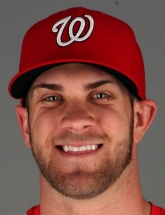 Bryce Harper 34 photo