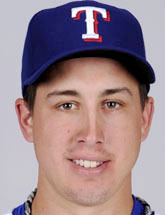 Derek Holland 45 photo