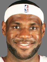 LeBron James 6 photo