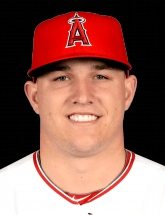 Mike Trout 27 photo