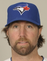 R.A. Dickey 43 photo