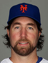 R.A. Dickey photo